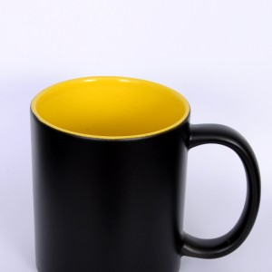 Чаша Термо - цветна вътрешна стена