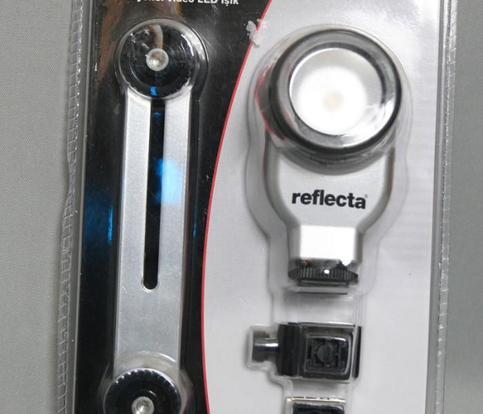 LED Osvetlenie za Video kameri_REFLECTA