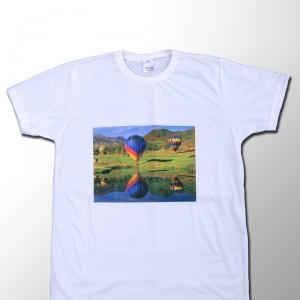 Тениска - Бяла