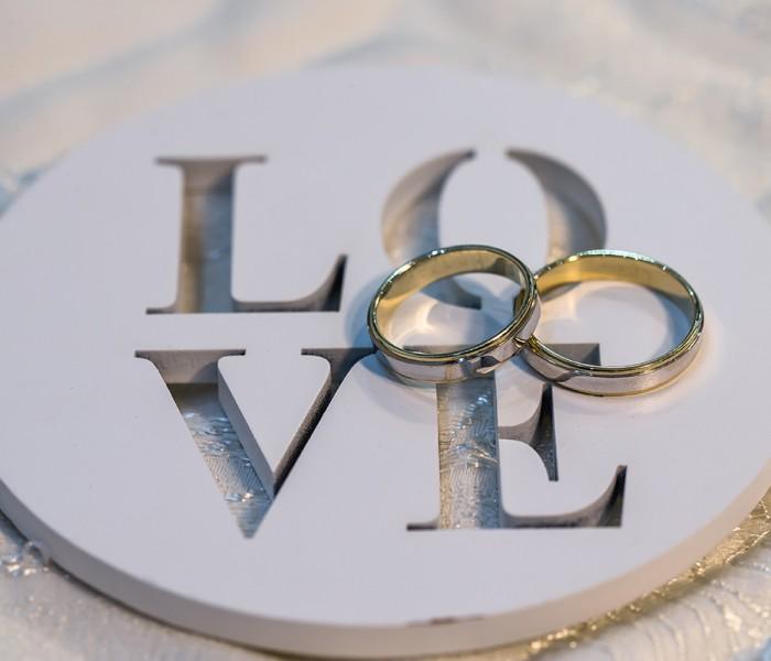 Сватбена колекция LOVE