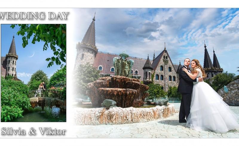 Silvia & Viktor - WEDDING_POSTER