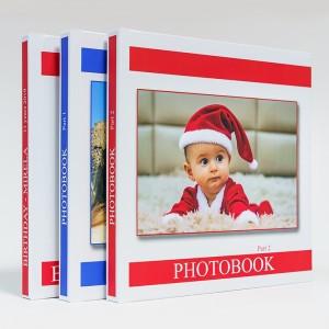 Луксозна фото книга - КЛАСИК - 230мм. х 230мм.